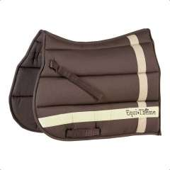 Chabraque Equithème Stripe | choco - cheval