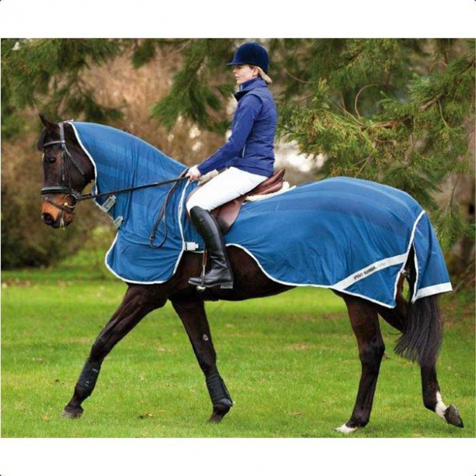 Couvre-reins Integral Horseware Amigo Fly rider anti-mouches