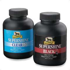 Absorbine Supershine BlackUSupershine Clear