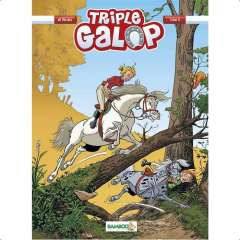 Triple Galop - tome 6