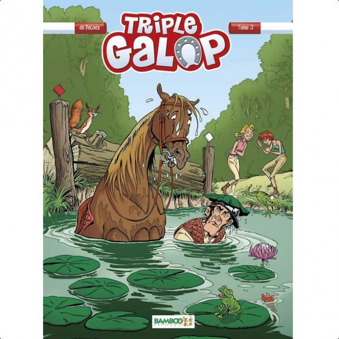 Triple Galop - tome 3
