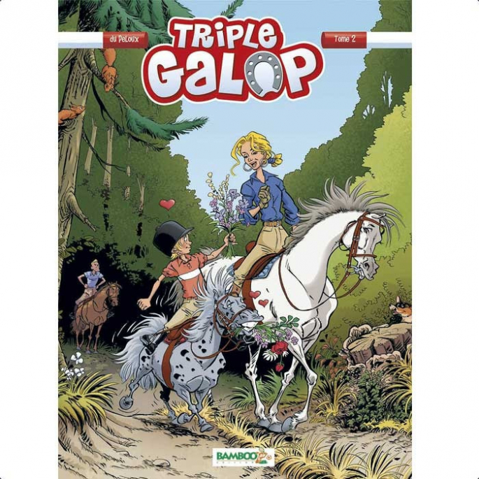 Triple Galop - tome 2