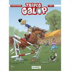 Triple Galop - tome 1