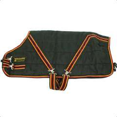 Couverture Horseware Rambo Newmarket Stable 200g | 6'3 - noir