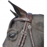 Bridon Flags & Cup Hickstead muserolle pull-back