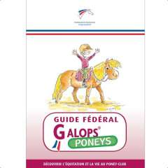 Guide fédéral  FFE - Galops poney