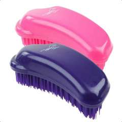 Brosse Hippo-Tonic anatomique multi-fonctions