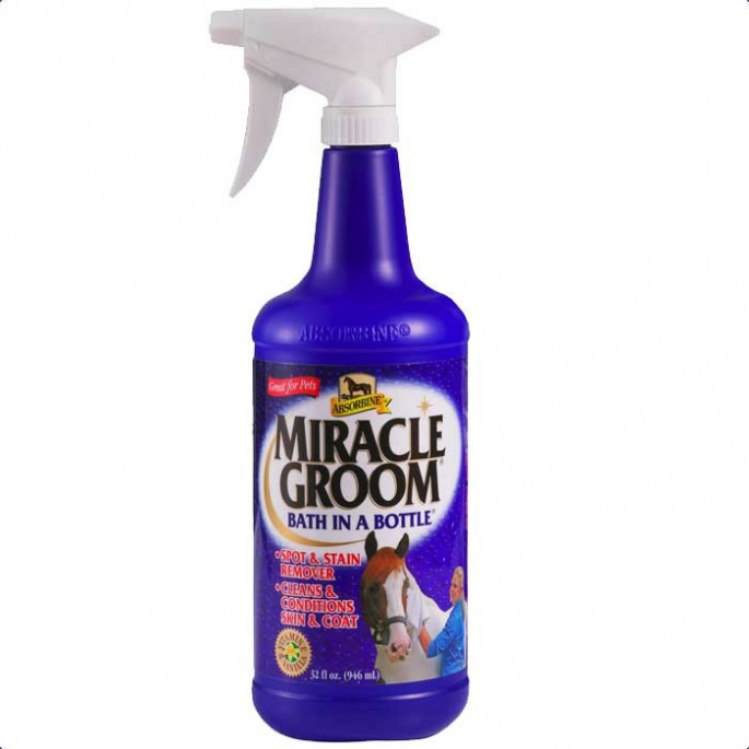 Absorbine Miracle Groom 5 en 1