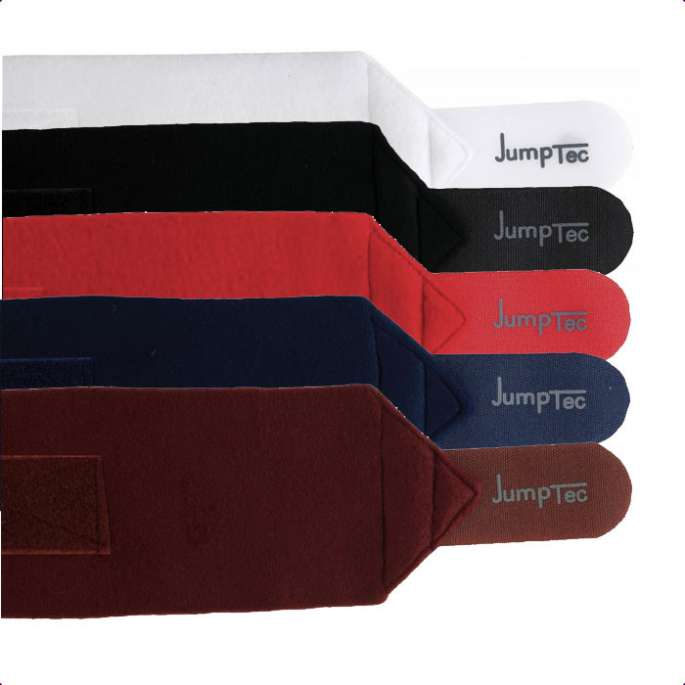 Bandes de polo double face Jumptec - poney