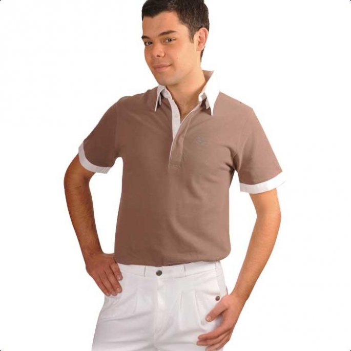 Polo FFE Mouv Equi-Comfort homme