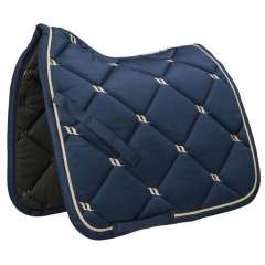 Tapis de selle Back on Track® Night collection - dressage