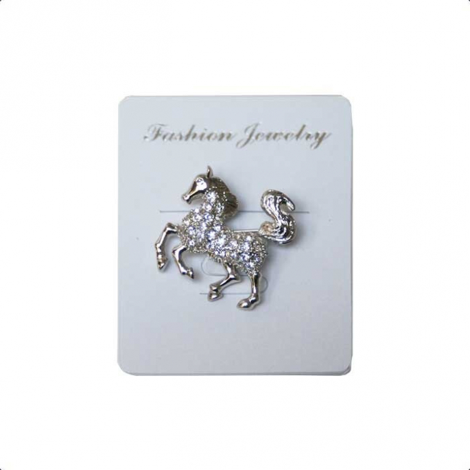 Broche cheval au galop