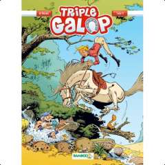 Triple Galop - tome 9