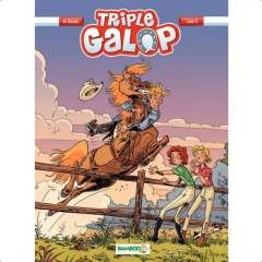 Triple Galop - tome 8