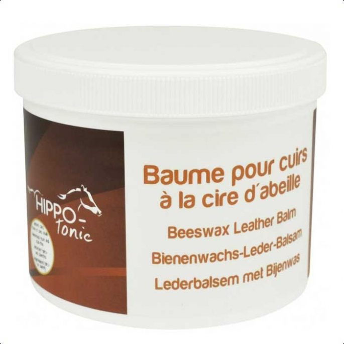 Baume pour cuirs Hippo-Tonic